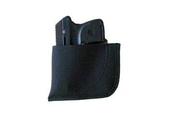 Blue Stone Safety, Nylon Pocket Holster, Black, P302-000-0