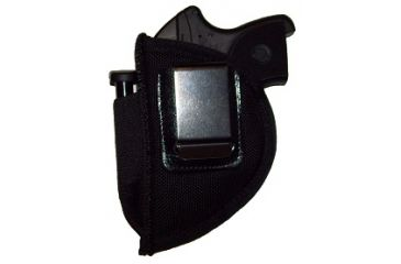 Blue Stone Safety, Ruger LCP Special Ops Belt Clip Holster No Mag, Black, RH, BCS014BK-R-NM