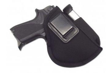 Blue Stone Safety, Special Ops Belt Clip Holster No Mag, Black, LH, BCS013BK-L-NM