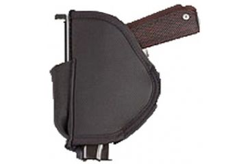 Blue Stone Safety, Special Ops Belt Clip Holster No Mag, Black, LH, BCS013BK-L-NM