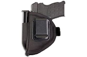 Blue Stone Safety, Special Ops Belt Clip Holster With Mag, Black, RH, BCS013BK-R-MAG