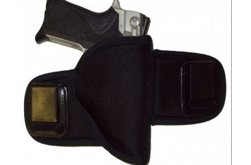 Blue Stone Safety The Distributer Holster MID/ Black/ Right Hand, Black DISTBC01-BK-RH-MID