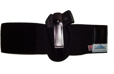 Blue Stone Safety, Undercover Ruger Ankle Holster, Black, LH, A314-000-L