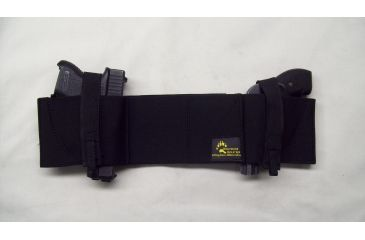 Blue Stone Safety Western Belly Band Holster B454-003-R