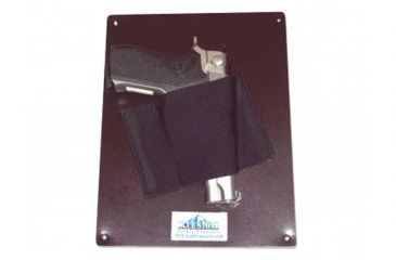 Blue Stone Safety, Under The Desk Holster, Black, UTD82-000-0