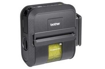 Brother Mobile Solutions RUGGGEDJET 4 w/ Bluetooth w/ MCR Kit - Includes Printer, Li-ion battery, documentation set, belt clip, and ferrite core RJ4030M-K