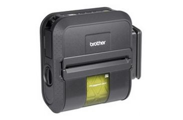 Brother Mobile Solutions RUGGEDJET 4 w/ Bluetooth w/ MCR Printer - Includes documentation set, belt clip and ferrite core (no battery) RJ4030M