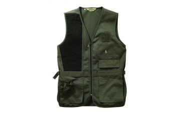 1-Bob Allen 240S Shooting Vest - Solid