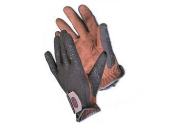 Bob Allen 315 Shotgunner Gloves Brown Large