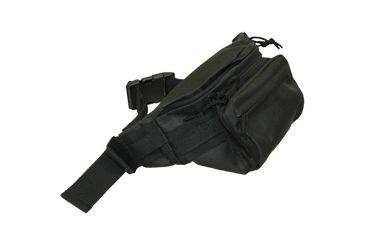 Bob Allen BAT300 Tactical Waist Bag,Black 79019