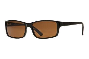 Bobby Jones BJ Gene SEBJ GENE06 Sunglasses - Black SEBJ GENE065835 BK