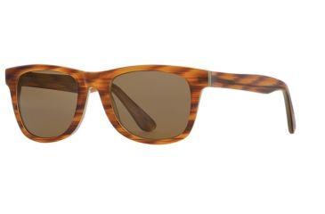 Bobby Jones BJ Greg SEBJ GREG06 Sunglasses - Walnut Tweed SEBJ GREG065045 TO
