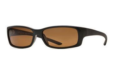 Bobby Jones BJ Walter SEBJ WALT06 Single Vision Prescription Sunglasses SEBJ WALT065830 BK - Lens Diameter: 54 mm, Lens Diameter: 58 mm, Frame Color: Black