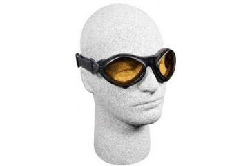 Bobster BugEye Goggles BA001A w/ Amber Lenses