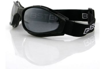 7d51b553ac6 Bobster Crossfire Small Folding Goggles with Black Frame