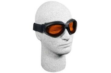 Bobster Cruiser Goggles BCA001A w/ Amber Lenses