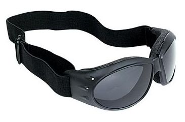 Bobster Cruiser Interchangeable Goggles w/ Black Frame, Bifocal RX Prescription Lenses