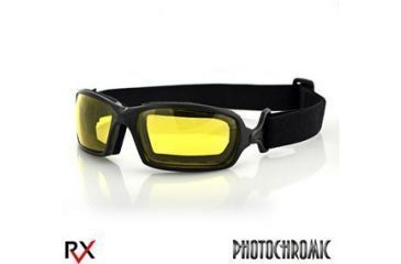 Bobster Fuel Goggle Photochromic Yellow Lens BFU001Y