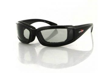 Bobster Invader Photochromic RX Glasses with Grilamid TR90 Frame