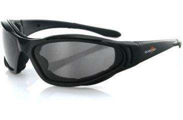 5276955214 Bobster Raptor II Interchangeable Eyewear - Black Frame w  3 Lenses Set  BRA201
