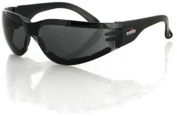 Bobster Shield III Military Tactical Sunglass with Antifog Lens ANSI Z.87