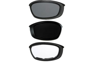 Bobster Stinger Eyewear Replacement Lenses with or without Closed Cell Foam