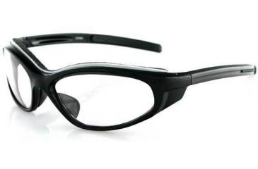Bobster Super Fly Photochromic Eyewear with RX Bi-Focal Lenses, ESF001RX-BF
