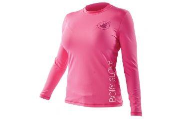 Body Glove Women s Long Sleeve Loose Fit Rash Guard  70011eef3