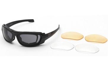 Body Specs BSG-5 Goggles w/ Black Matte Frame & RX Gasket 5BLKPKG