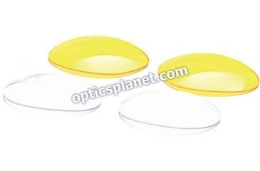 Includes 2 extra Anti-Fog Lens: Clear & Yellow