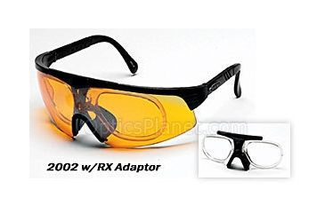 Body Specs 2002 RX Adaptor - RX Clip-on Optical Attachment for Body Specs 2002 Eyeglasses