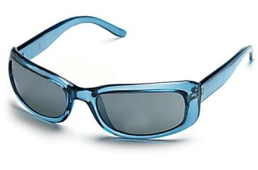 Body Specs RX Prescription Ms Lily Blue Crystal Frame Sunglasses