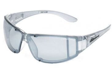 Body Specs Screens Sunglasses w/ Ice Steel Frame and Light Mirror Lenses