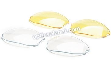 Includes 2 extra Lens: Clear & Yellow