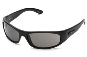 Body Specs Vibes-2 Matt Black Frame with Smoke Lens, Black VIBES-2