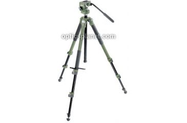 Bogen Manfrotto 3178GN3 Green Tracker Tripod and Head Kit