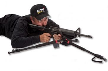 BOGgear TAC-3S Example In Prone Position