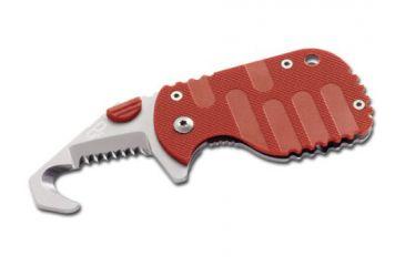 Boker USA Plus Rescom Rescue Knife, Red 01BO584