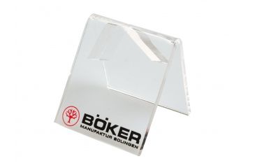 1-Boker USA Single II Acrylic Knife Display