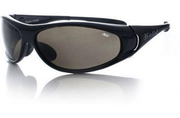 Bolle Snakes Spiral Sunglasses 10426 Shiny Black Frame, TNS Lens