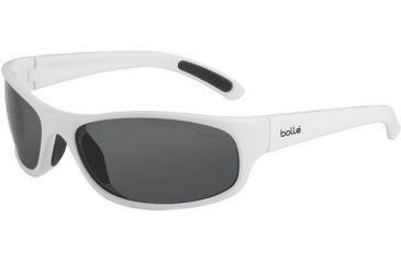 Bolle Anaconda Jr. Children Sun glasses, Shiny White Frame