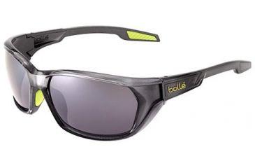 Bolle Aravis Single Vision Prescription Sunglasses - Shiny Anthracite Frame 11658RX