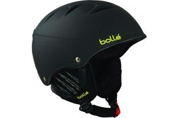 Bolle B-Free Soft Black Scratch Frame, Helmet 53-57 cm Lens 30542