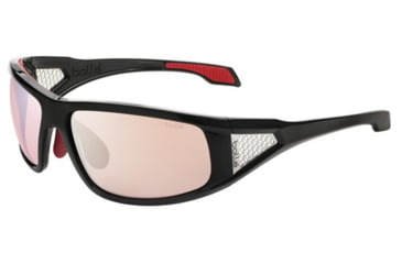 Bolle Bolle Diablo  Sunglasses, Shiny Black 11607
