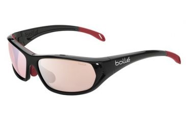 Bolle Bolle Ouray   Sunglasses, Shiny Black 11614