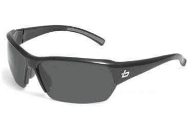 Bolle Bolle Ransom Sunglasses, Shiny Black 11695