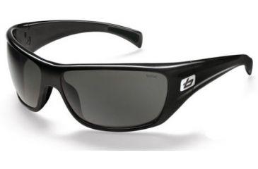 Bolle Cobra Shiny Black Sunglasses