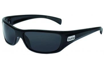 d9438c9819d Bolle Copperhead Single Vision Prescription Sunglasses - Shiny Black Frame  11227RX