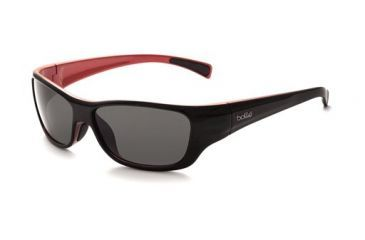 Bolle Crown Jr. Single Vision, Black/Red Frame 11401