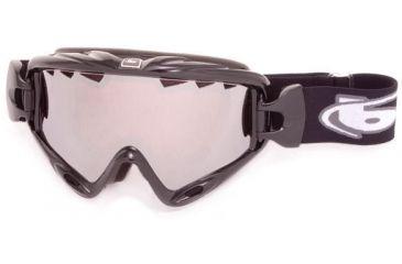 BolleCylonSki Goggles Shiny Black/ Vermillon Gun